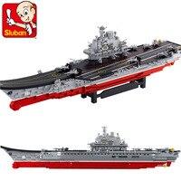 Sluban yapı taşları 1:350 Uçak gemisi 4 Antisubmarine helikopter 4 Stealth uçaklar 4 savaş uçakları 4 karakol yatlar