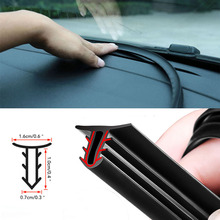 1.6M Car Styling Dashboard Soundproof Seal Strip For BMW E46 E39 E90 E60 E36 F30 F10 E34 X5 E53 E30 F20 E92 E87 M3 M4 M5 X5 X6