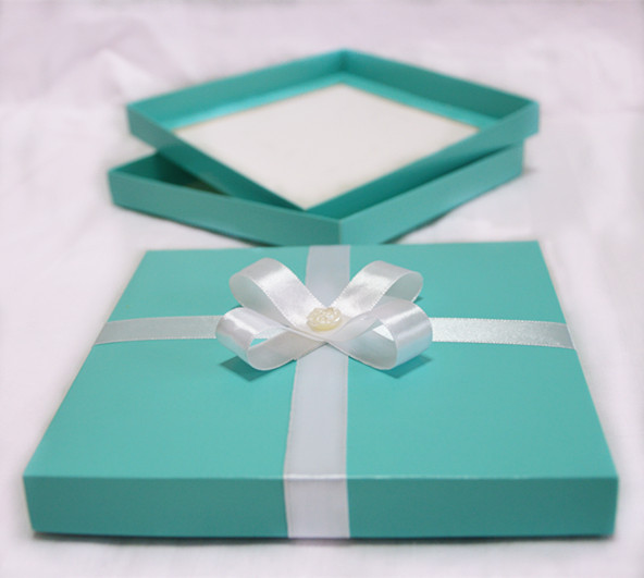 New 100pcs 155 x 155cm square 2pc blue party invitation boxes new 100pcs 155 x 155cm square 2pc blue party invitation boxesparty box stopboris Images