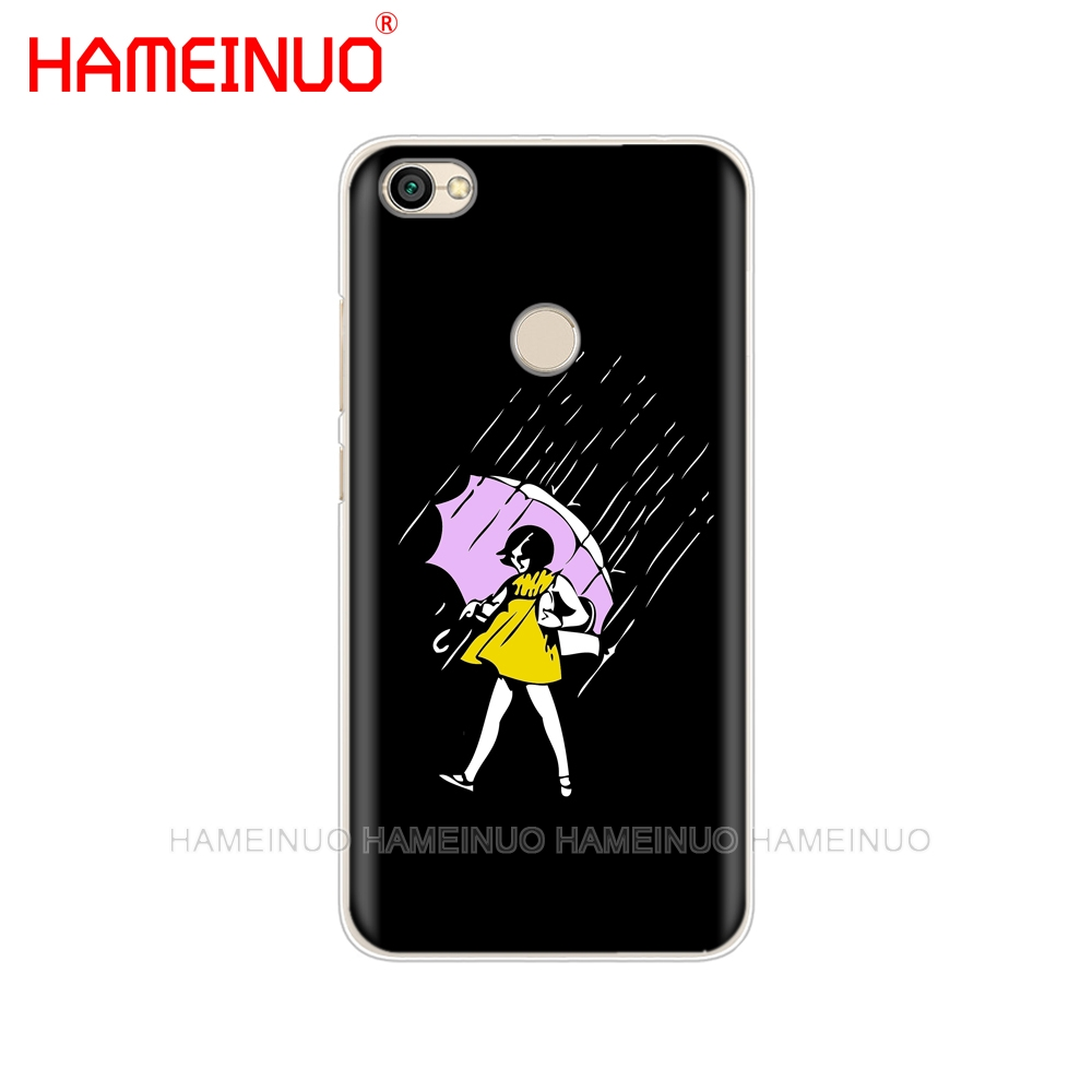 Anime Girl Hatsune Miku Cover Phone Case For Xiaomi Redmi 5 4 1 1s 2 3 3s Pro Plus Redmi Note 4 4x 4a 5a