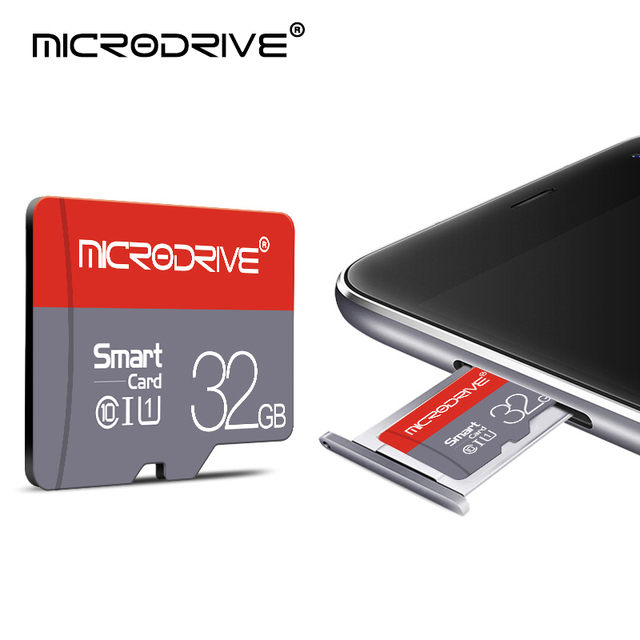 Free SD Adapter Class 10 Micro SD Card 4GB 8GB 16GB 32GB 64GB Flash usb pen drive Memory Card microsd TF Card 4