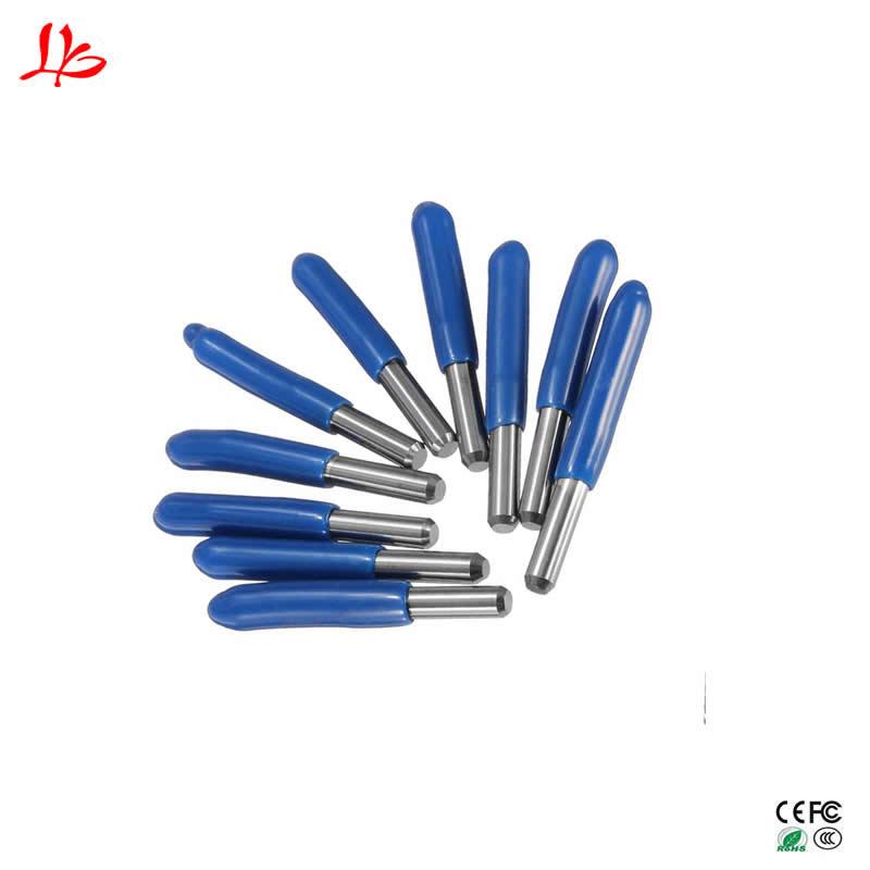 10pcs 10 Degree 3.175mm Carbide PCB Drilling Bits Cnc Tools