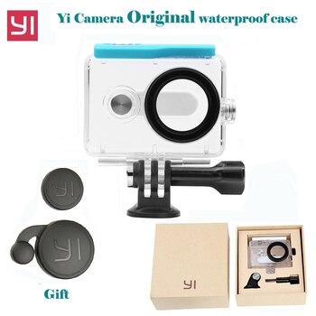 オリジナル 45 メートル水中ダイビング防水ケース xiaomi 李スポーツ防水保護ボックス Xiaomi 李アクションカメラ