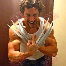 3D Paper Model 1 1 wearable Wolverine dewclaws model X Man weapon handmade diy EVA toy