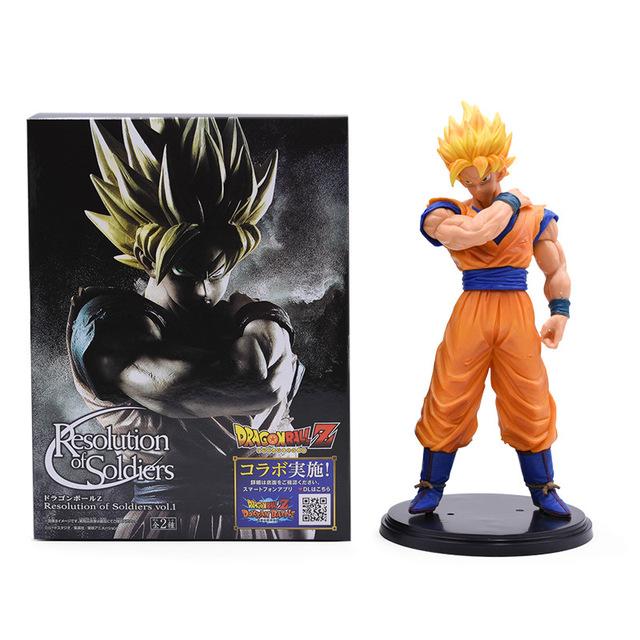 HOT Dragon Ball Z Goku Fighers Super Saiyan