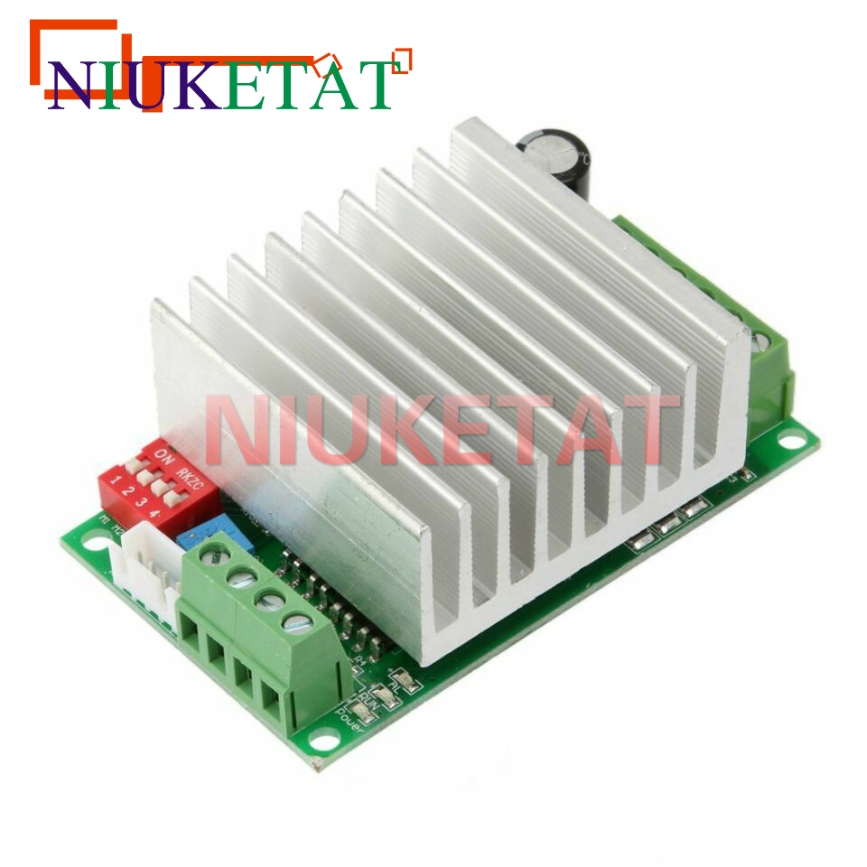 1pcs TB6600 4.5A Stepper motor drive controller Engraving machine stepper motor driver board single axis controller TB6600 New motor drive 4 5a 50v single axis stepper motor drive for 42 57 86 stepper motor drive