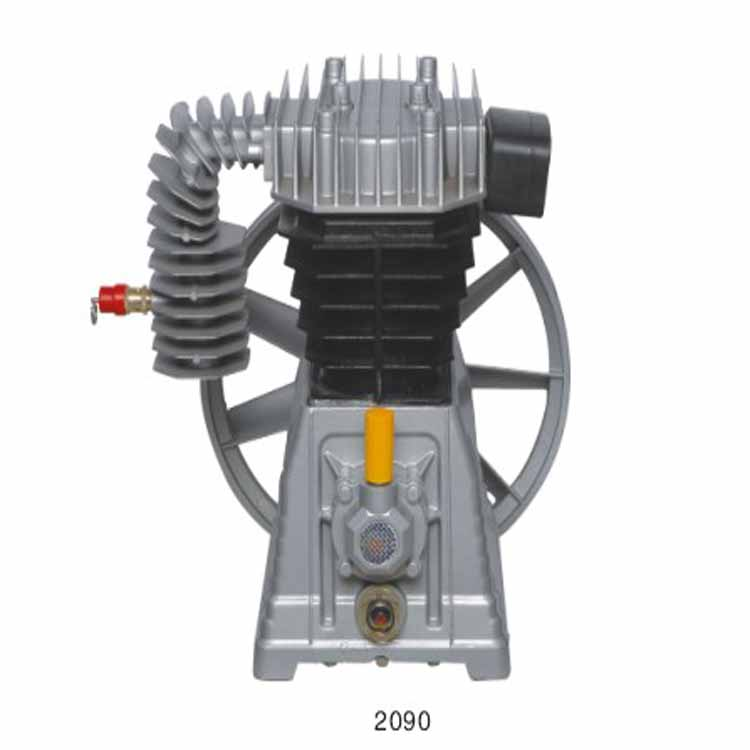 cheapest air compressor head pump never sell any renewed pumps piston air compressor head v2065 12 5 oil free air compressor headair compressor cylinder head exported to 58 countries belt driven air compressor head