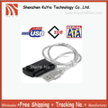 3 in 1   USB 2.0 to SATA / IDE HD HDD 2.5' 3.5' 5.25' Adapter Cable   Without power adapter free shipping