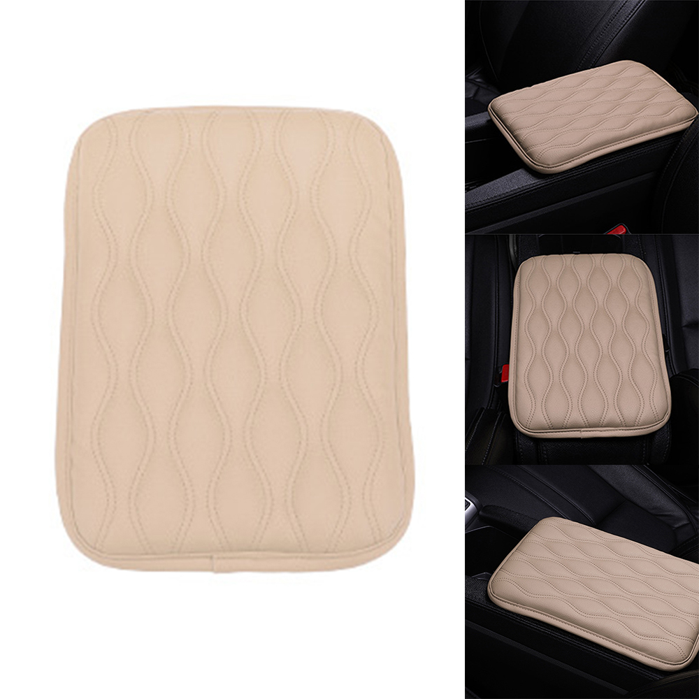Center-Console-Cover Protector Vehicle Universal New for Most SUV Armrest Pad
