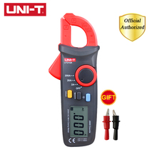 UNI-T UT210A Mini Digital Clamp Meter 2000 Counts MultiMeter Tester Data Storage Auto Range AC Current with LCD Backlight