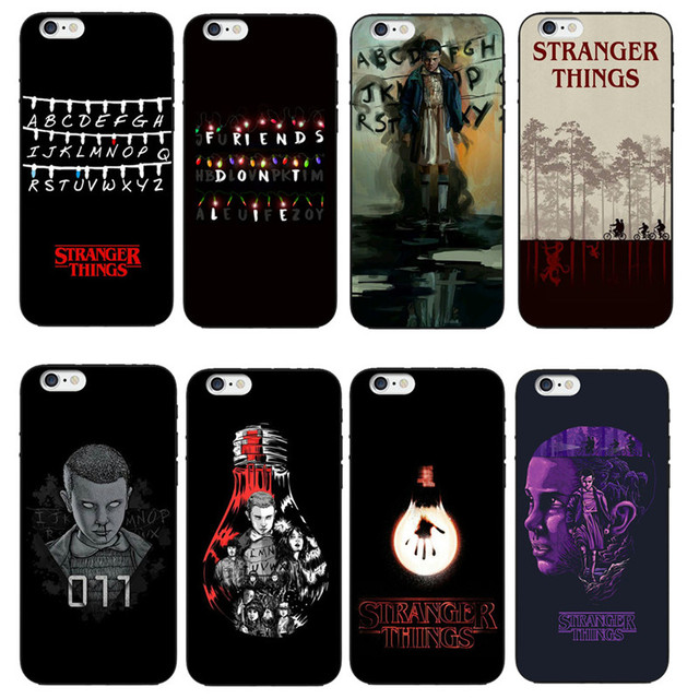 stranger things coque iphone x
