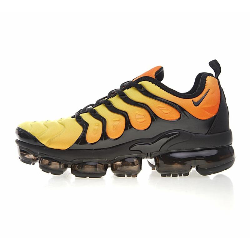 Original auténtico Nike Air Vapormax Plus TM zapatos de correr para hombre zapatillas de deporte al aire libre diseñador de calzado atlético nueva