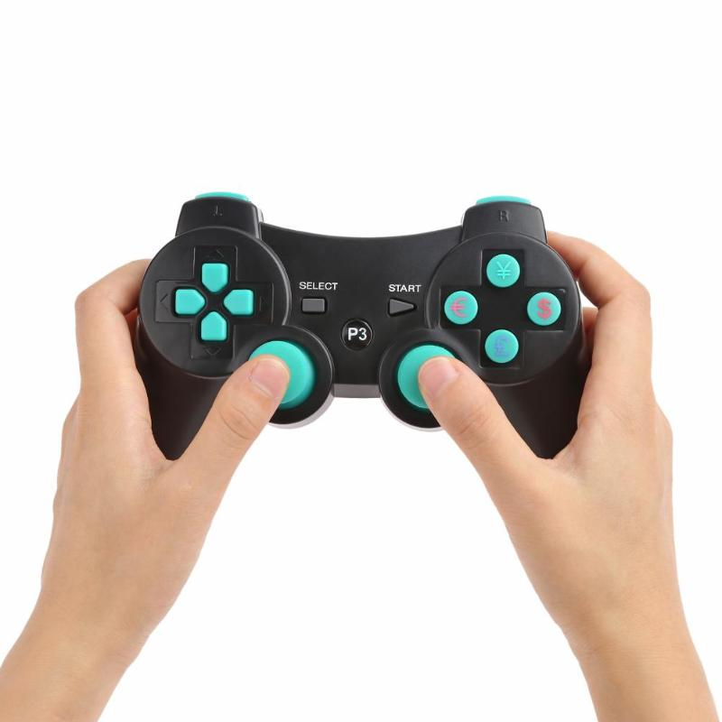 Wilress Controller For SONY PS3 Gamepad for Play Station 3 Joystick Wireless Console for Sony Playstation 3 SIXAXIS Controller for sony ps3 controller bluetooth gamepad for playstation 3 joystick wireless console for sony playstation 3 sixaxis controle pc