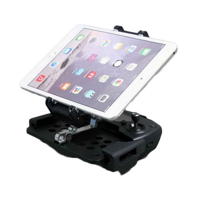 Smartphone պլանշետ Mount Stand Holder Bracket for DJI Mavic Pro Mavic Air Mavic 2 Pro & SPARK - Black