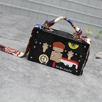 Luxury Design Lovely Women Handbags Designer Handbags Print Fashion Party Clutch Bags Crossbody Bags Ladies Charm