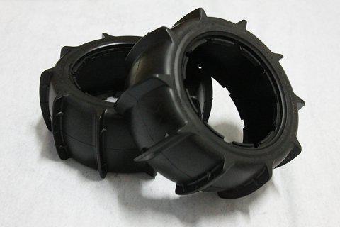 1/5 весы Baja 5B шины для песка x 2 ⑤ пара задних