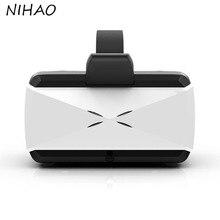 ใหม่โทรศัพท์กรณีมาร์ทโฟนVRชุดหูฟังVRเครื่องหนึ่งมิติเสมือนจริงแว่นตา3Dหมวกที่มีอยู่AndroidGafas Realidadเสมือน