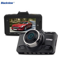 Cámara del coche Recoder DVR Dash Cam Ambarella A7LA70 GS98C BlackView Full HD G-sensor GPS dashcam Car Dash Detector cámara 1080 P(China)