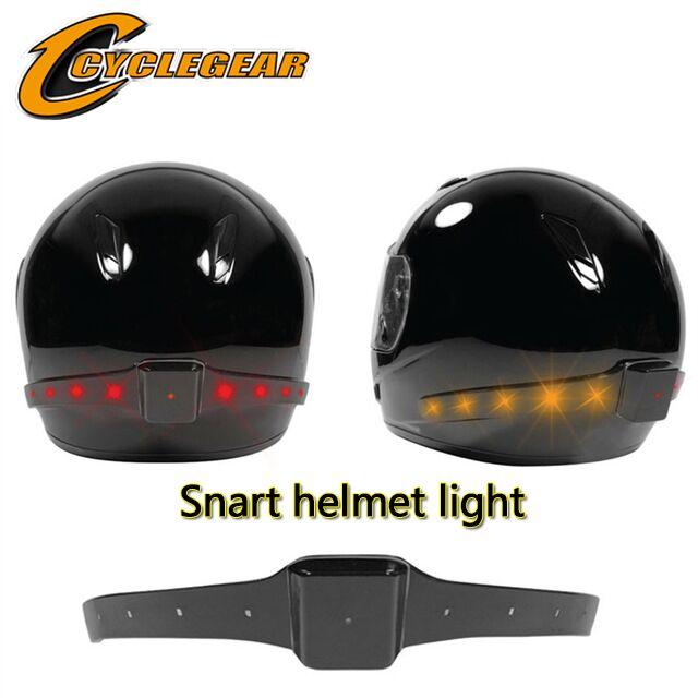 Cyclegear Wireless Motorcycle Helmet Safety Flashers Atv