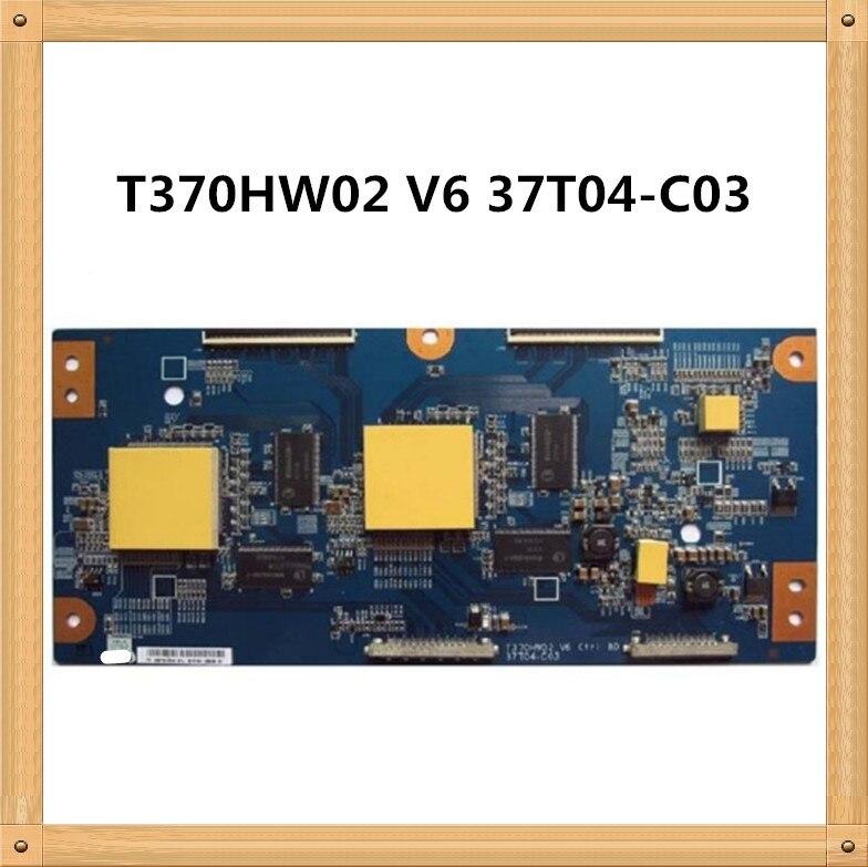 free shipping 100 Oryginalny T370HW02 V6 37T04 C03 logiki pokladzie