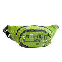 Travel Pack Zip Sports Bag New Running Belt Bum Waist Pouch Hip Fanny Z503
