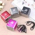 Desxz TD-V26 Портативный Беспроводной Micro SD TF USB Mini Speaker музыка Портативный Fm-радио Стерео mp3 телефон Ноутбук MP3 MP4 спикер