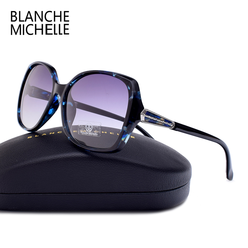 Blanche Michelle 2018 High quality Square Polarized
