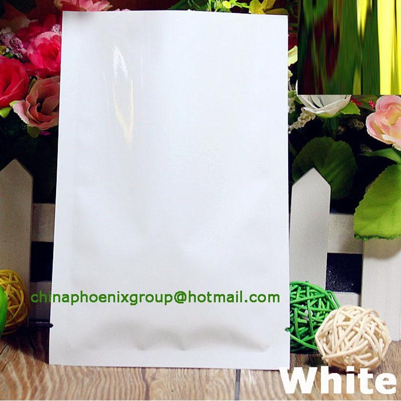 100 stks / 500 stks Dura-Aid Open Top Kleur Aluminiumfolie Plastic - Home opslag en organisatie - Foto 4