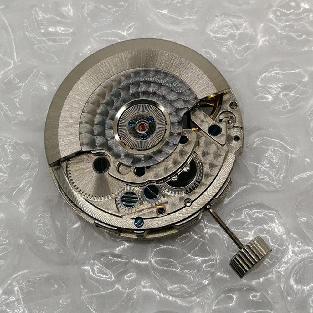 acessórios de relógio automático mecânico mãos dia