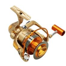 Upgraded Metal Spinning Fishing Reel 12BB Spinning Sea Fishing Reel Carp Bass Fishing Tackle HF500-HF9000 Low Price Dropshipping