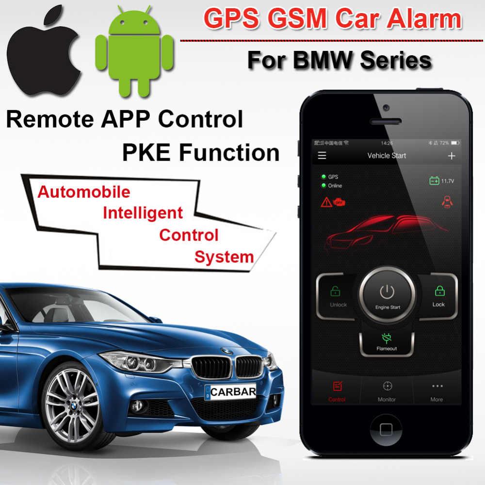 PKE Keyless Entry System for BMW F18/F07/F02/F01/F10