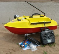 NEWS High Tech GPS smart carp fishing remote control fishing bait boat fish detector And unning time up to 4 hours