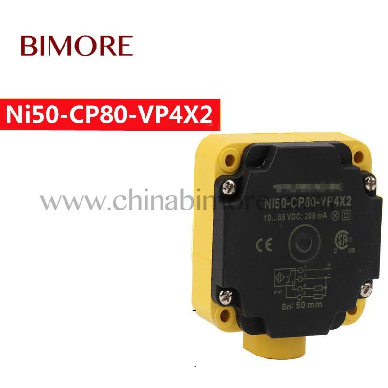 Escalator Proximity Switch Inductive Sensor Ni50-CP80-VP4X2Escalator Proximity Switch Inductive Sensor Ni50-CP80-VP4X2