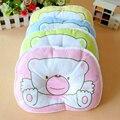 Bebê recém-nascido Moldar Travesseiro Pescoço Travesseiro Anti-roll Cabeça Sono Posicionador Os Bebês Cama Linho Almofada Almofada de Enfermagem
