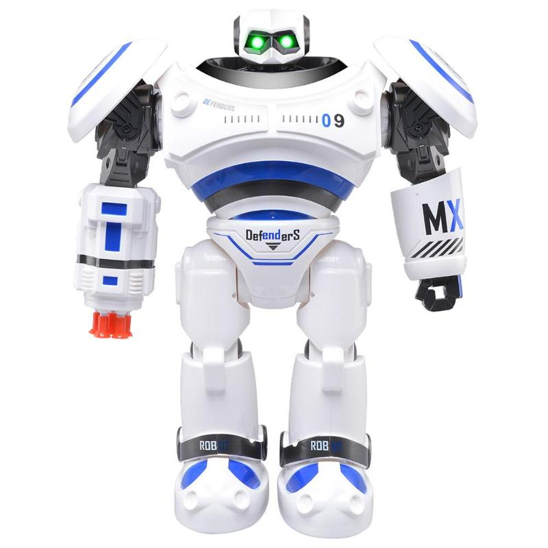 JJR/C JJRC R1 Programmable Defender Intelligent RC Remote Control Toy Dancing Robot for Kids Birthday Holiday Gift Present