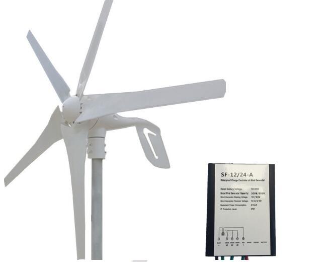 nova energia portatil mini boat telhado 400 w 12 v 24 v volt gerador de energia