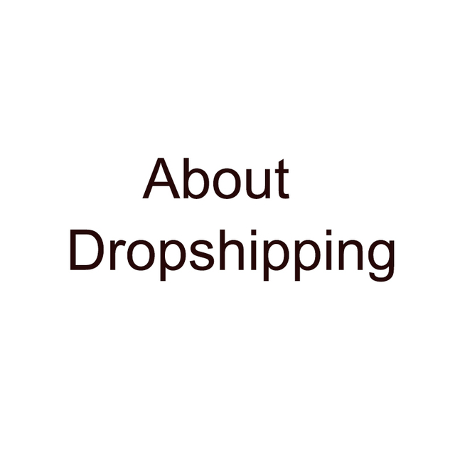Dropshipping/Wholeasale FAQ
