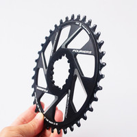 Fouriers MTB Bike Chainring 3mm Offset Direct Mount GXP 12 Speed Chainwheel 36/38T