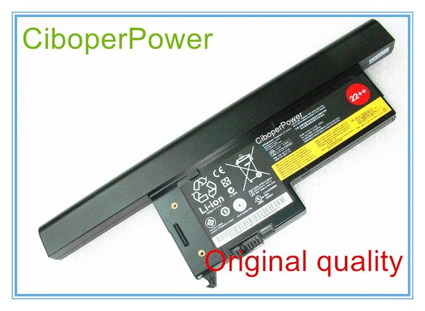 75WH Original New Laptop Battery for  X60 X60S X61 X61S FRU P/N 42T4632 ASM P/N 92P1172 7xinbox 15 2v 50wh laptop battery for lenovo asm p n sb10f46441 fru p n oohw003 4icp5 58 73 2
