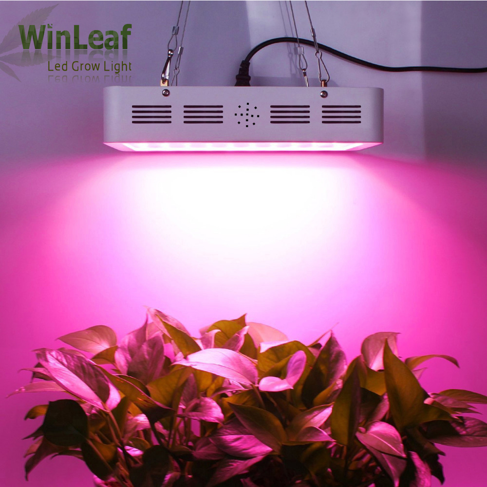 Plant Grow Lights led Full Spectrum 300W/600W/800W/1000W/1200W/1600W Red/Blue/UV/IR For Indoor Plant and Flower 600w double chip 100 leds red grow light full spectrum uv ir for indoor greenhouse plant and flower