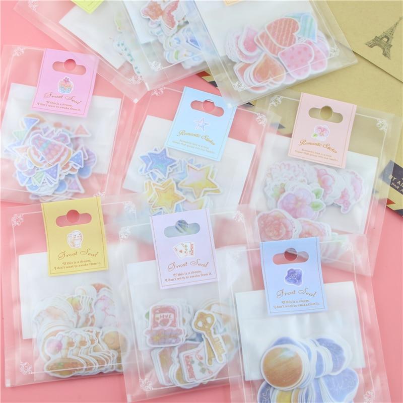 Special Romantic Small Sticker Diy With Q-lia Stickers Stick Stick 70 наклейка q lia q lia 78