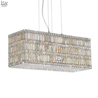 Chandeliers Italy beautiful iron lamps best crystal lamp bedroom lamp study hall L75cm x W28cm x H30cm