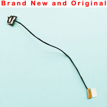 Nowy kabel LCD do CLEVO P670/P770/P775/P870 P775DM LCD 2K4K kabel pasuje do LCD B173QTN01.0/1.1 40P 2K 120MHz 6-43-P7751-020-1N(China)