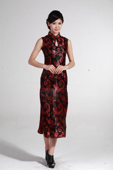 Histoire de la robe de mariee rouge