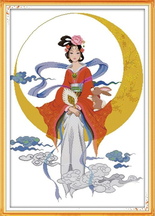 Online Buy Wholesale chinese moon goddess from China ...