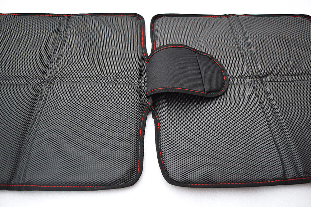 lowest price 126 48cm Oxford Cotton Luxury Leather Car Seat Protector Mats Pads for Seats Protection  Car Baby Kids Wear Kick Pad Protective