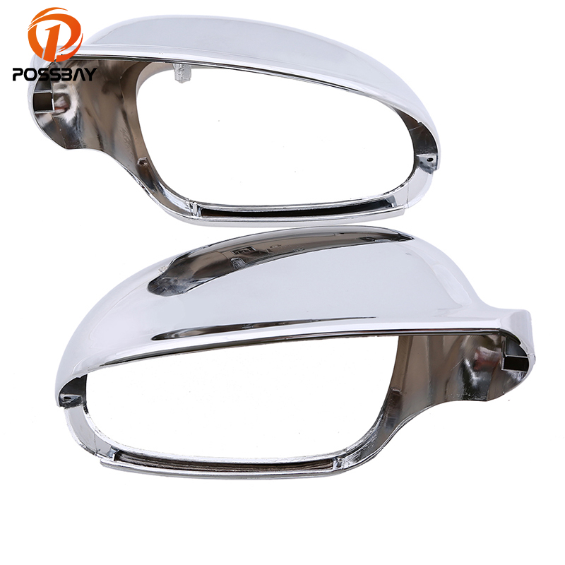 Volkswagen Cabrio Rearview Mirror Rearview Mirror For: POSSBAY ABS Rearview Mirror Covers Car Side Mirror Cover