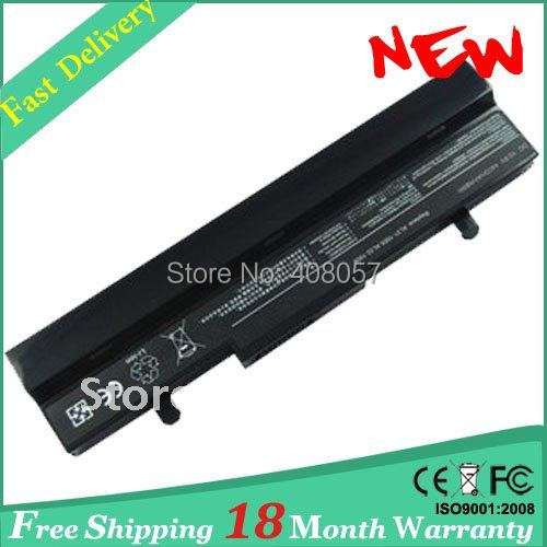 6CELL Laptop battery for ASUS Eee PC 1001 1005 1005H 1005HA 1101HA 1005PX AL31-1005 AL32-1005 ML32-1005 PL32-1005, Free Shiping6CELL Laptop battery for ASUS Eee PC 1001 1005 1005H 1005HA 1101HA 1005PX AL31-1005 AL32-1005 ML32-1005 PL32-1005, Free Shiping