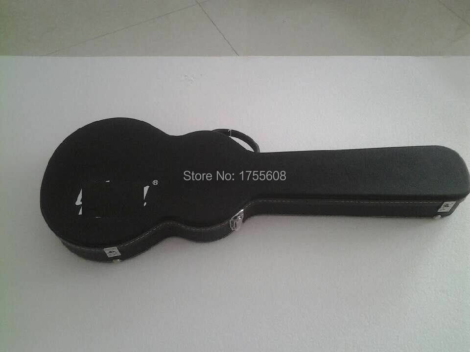 Electric Guitar BLACK Hardcase Not sell separately ,Sale with guitar together! new electric guitar black hardcase not sell separately sale with guitar together
