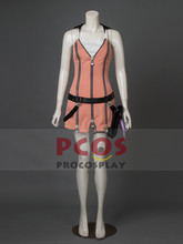 Kingdom Hearts Kairi Cosplay Costume mp000219